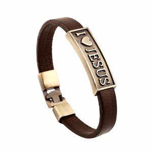 Jewelry - I love Jesus Bracelet